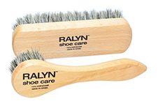 "Ralyn 5"" Shoe Shine Brush with Shoe Dauber. 100% Horsehair. light Color Bristles., http://www.amazon.com/dp/B00SKML4QY/ref=cm_sw_r_pi_awdm_9aAWub1XZV9EG"
