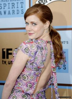 2006 Film Independents Spirit Awards - Arrivals - 017 - Amy Adams Fan - The Gallery