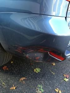 Auto Body - Bumper Repair
