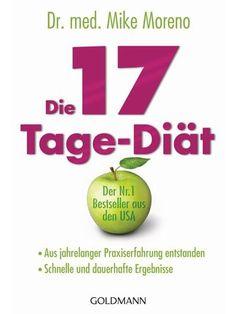 """<p/><h2>Hallo Bikinifigur! 10 Pfund weniger bis zum Sommeranfang</h2><p/><p><b>Buch-Tipp</b></p><p>Ab sofort auch in Deutschland erhältlich: """"Die 17-Tage-Diät"""" von Dr. Mike Moreno mit vielen Tagesplänen und hilfreichen Tipps. Goldmann Verlag, 8,99 Euro.</"""