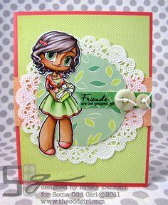 Gifty Gwen by Kristy
