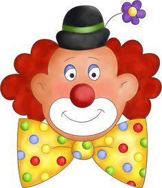 tubes clowns / Pierrots
