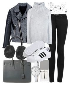 """""""Untitled #2778"""" by mollyk99 ❤ liked on Polyvore featuring Neil Barrett, Topshop, Helmut Lang, Givenchy, adidas, Marc by Marc Jacobs, women's clothing, women, female and woman"""