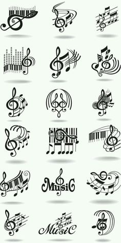 Notes, music staff and treble clef vector free clip art. Just what I needed for ., Tattoo, Notes, music staff and treble clef vector free clip art. Just what I needed for the rest often tattoo! Music Tattoos, Tatoos, Music Staff Tattoo, Art Tattoos, Love Music Tattoo, Staff Music, Sheet Music Tattoo, Music Symbol Tattoo, Tattoo Lyrics