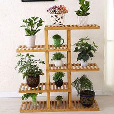 wood-support-bamboo-support-flower-pot-support.jpg (750×750)