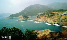 Geojedo Island (거제도) @ Gyeongsangnam-do Province
