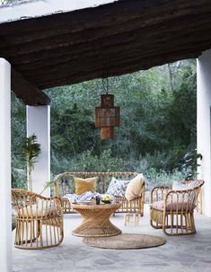 Une terrasse de rêve pour profiter des beaux jours