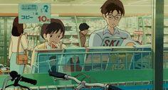 "❛ 𝐓𝐡𝐞𝐫𝐞'𝐬 𝐚𝐥𝐰𝐚𝐲𝐬 𝐚 𝐯𝐨𝐢𝐜𝐞 𝐢𝐧𝐬𝐢𝐝𝐞 𝐦𝐞 𝐭𝐡𝐚𝐭 𝐬𝐚𝐲𝐬 ""ᴛʜɪɴɢs ᴡᴏɴ'ᴛ ɢᴏ ᴛʜᴀᴛ sᴍᴏᴏᴛʜʟʏ"".❜ 「𝘞𝘩𝘪𝘴𝘱𝘦𝘳 𝘰𝘧 𝘵𝘩𝘦 𝘩𝘦𝘢𝘳𝘵 ₁₉₉₅ 」 - 𝗽𝗶𝗻𝘁𝗲𝗿𝗲𝘀𝘁 : 설연 𝗦𝗲𝗼𝗹_𝘆𝗲𝗼𝗻𖠌 Studio Ghibli Art, Studio Ghibli Movies, Hayao Miyazaki, Old Anime, Anime Art, Animes Wallpapers, Cute Wallpapers, Films Cinema, Up Book"
