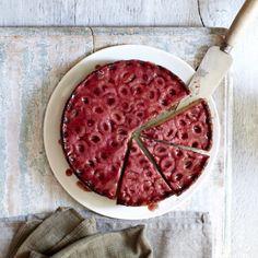 Summer raspberry cake See full recipe on http://www.somerset-life.co.uk/food-drink/recipes/summer_raspberry_cake_1_4121340