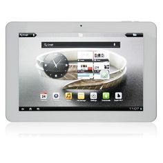 Ampe A10 Deluxe Edition Android 4.0 10.1 Zoll Tablet PC - Silber