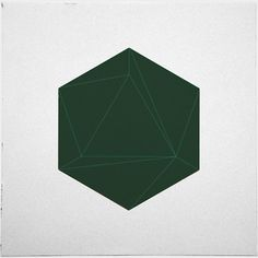#188 Off-balance – A new minimal geometric composition each day
