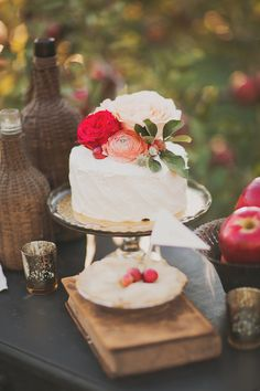 Apple Orchard Wedding Inspiration