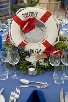 Welcome Aboard   Dream Occasions
