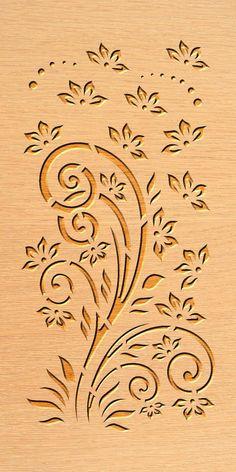 Divisore File CNC Laser taglio File in camera camera Decor Wood Panel Walls, Panel Wall Art, Cnc Cutting Design, Laser Cutting, Laser Cut Panels, Laser Cut Screens, Stencil Patterns, Stencil Designs, Laser Cnc