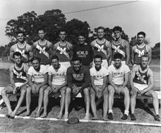 Vintage Sports Pictures : Photo