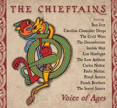 Another great disc from The Chieftains - with The Decemberists and The Low Anthem [among others] along for the ride. Good stuff. Bon Iver, however, fills me with hate.