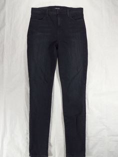 J BRAND impression MARIA skinny leg high rise 23110 women's jeans SIZE 29