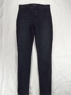 J BRAND impression MARIA skinny leg high rise 23110 women's jeans SIZE 29