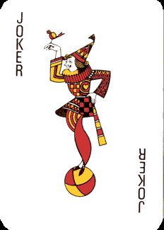 playing cards images | cards jokers acrobats joker intro jokers with cards dotpattern card