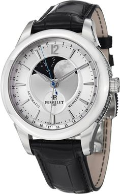 Perrelet Moonphase Men's Watch A1039/6