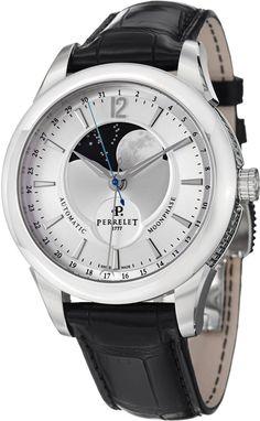 Perrelet Moonphase Men's Watch A1039/6