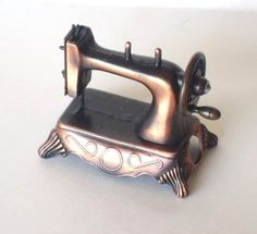 Sewing Machine Pencil Sharpener Vintage by NostalgicParty on Etsy, $7.00