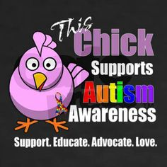 #Autusm #Awareness