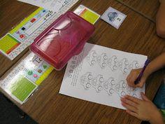 What the Teacher Wants!: Number Sense Freebies!