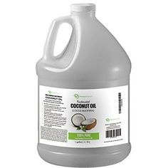 Fractionated Coconut Oil Massage Oil  1 Gallon Value Size Skin Moisturizer Best Carrier Oil  Natural  Pure Therapeutic Odorless for Skin Hair  Nails Premium Nature -- You can get more details by clicking on the image-affiliate link. #WarehouseDeals Personal Care