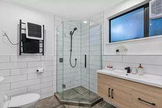 "Small Bathroom Renovation Ideas Nz Bath Ability in Auckland, NZ, has appear it can accommodate bounded barter with all their bath advance and bath architecture needs. [[caption id="""" Small Bathroom Renovations, Bathroom Tile Designs, Ensuite Bathrooms, Bathroom Faucets, Bathroom Ideas, Tiny Bath, New Zealand Houses, Bath Decor, Bathroom Flooring"