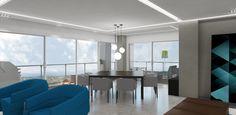 PR18 (proyecto residencial): mobiliario + revestimientos + iluminación #dgla #maracaibo #render