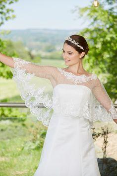 Wedding Jacket, Lace Wedding, Wedding Dresses, Wraps, Tulle, Jackets, Fashion, Bride Gowns, Down Jackets