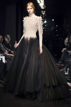 Stéphane Rolland Spring-summer 2016 - Couture