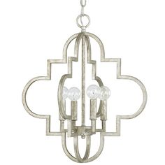 Check out Contempo Arabesque Chandelier - Small from Shades of Light