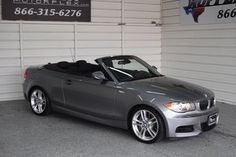 2011 BMW 135i Convertible  For Sale call 214-431-3337