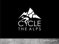 Logo Design for Cycle the Alps road bike tours needs a logo design by vladst2004
