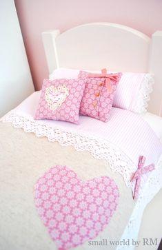 Ropa de cama Blythe, Miniaturas y muñecas, Casas de muñecas