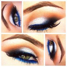 Royal Blue Liner