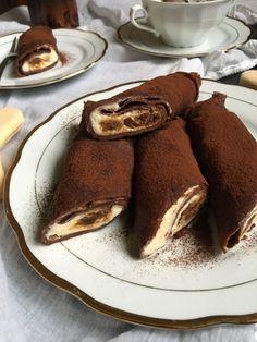 Czech Food, Czech Recipes, Tiramisu, Sweet Tooth, Food Ideas, Snacks, Baking, Appetizers, Bakken