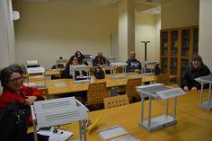 Seconda lezione a Casalgrande... Wordpress, Desk, Furniture, Home Decor, Desktop, Decoration Home, Room Decor, Table Desk, Home Furnishings
