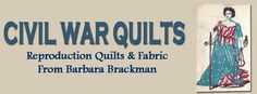 Civil War Quilts... LOVE THIS CIVIL WAR QUILTS--WEBSITE
