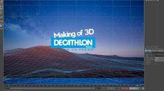 Making of 3D hyperlapses-Decathlon Réunion
