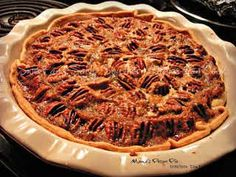 Mama's Pecan Pie - Dee Dee by Diane Hopson Smith