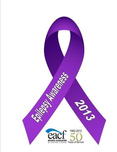 2013 Epilepsy Purple Ribbon