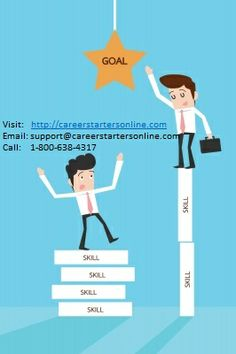 Catch up to your boss and earn that promotion. To get that, certificates may help. Why not enroll at http://careerstartersonline.com to hone your skills?