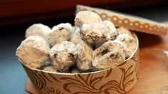 Baileystrøfler (Foto: Rune Lind/NRK ) Muffins, Sweet Treats, Sweets, Homemade, Snacks, Chocolate, Baking, Breakfast, Desserts