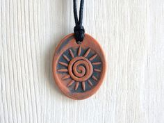 Aromatherapy Terracotta Clay Diffuser by KilnFiredDiffusers Diffuser Jewelry, Diffuser Necklace, Essential Oil Diffuser, Essential Oils, Aromatherapy Jewelry, Terracotta Jewellery, Star Art, Tribal Jewelry, Clay Jewelry
