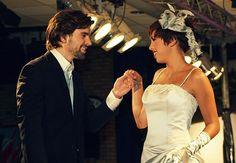 Samen met Optical Change en Fidélité bruidsmode een bruidsmodeshow