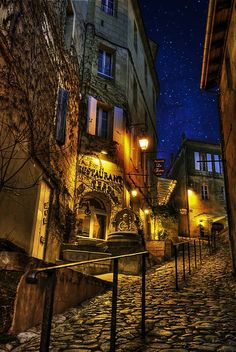 France Travel Inspiration - Street of Saint-Emilion by francois gardes on 500px #paris #europe