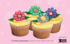 FLOWER MOLDED RINGS (3 STYLES)